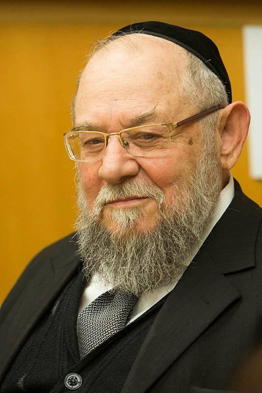 הרב משה גרילק. בישיבות כבר לא מלמדים השקפה (צילום: יונתן זינדל, פלאש 90)