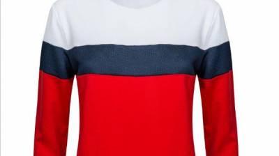 """רנואר - אמריקנה - חולצת משולב פס 79.9 ש""""ח. צילום: אלעד חזקי"""