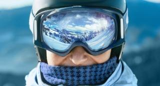 ספר תורה ותפילות בלב חופשת סקי בהרי איטליה