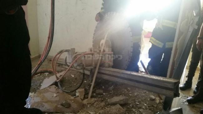 צילום: דוברות כבאות מחוז דן