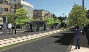החלו העבודות לשדרוג התשתיות ברחוב בר אילן