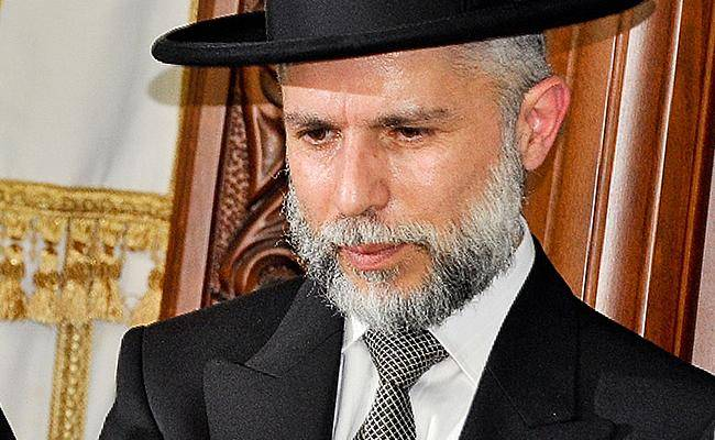 הגאון הרב זמיר כהן (צילום: הידברות)