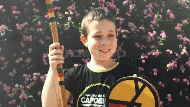 עילי ניר, בן 10 במותו (צילום: מתוך ynet)