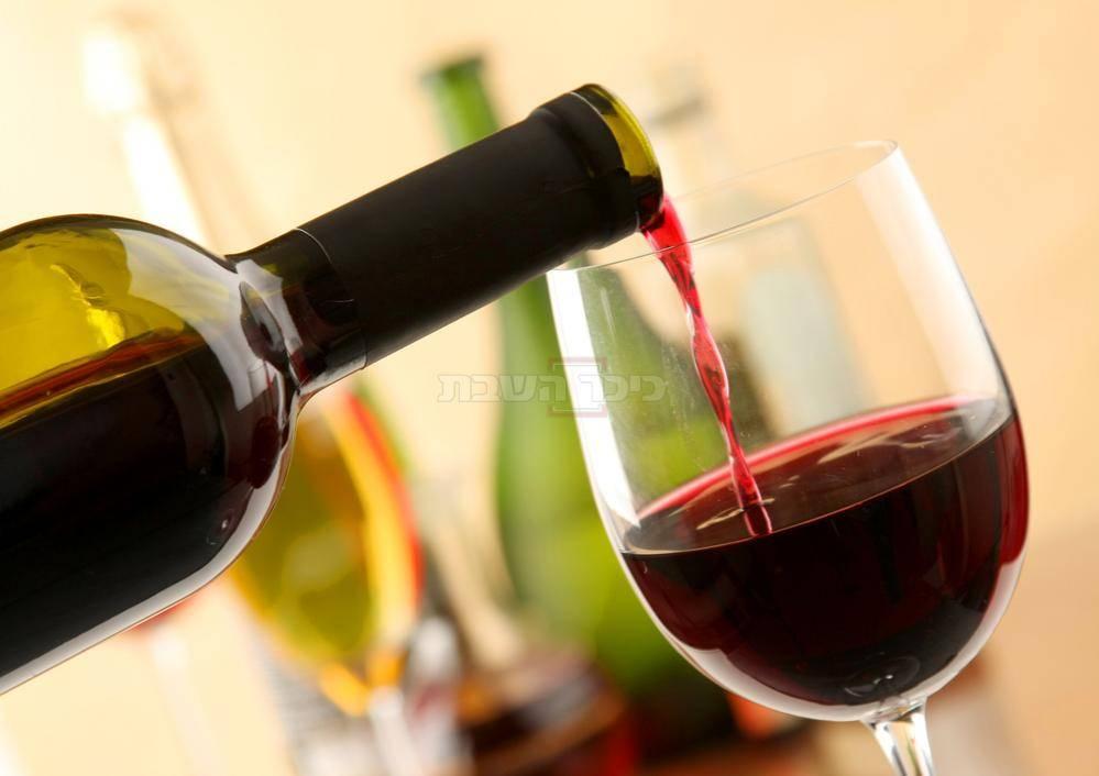 יין עדיף משאר המשקאות (צילום: שאטרסטוק)