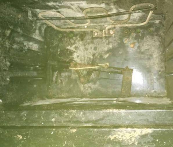 נשק שנתפס (צילום: דובר צה''ל)