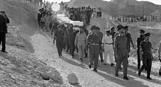 קדושי 'בית שני' שזכו לקבורה בטקס צבאי