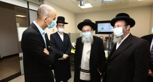 נחנך המרכז לבריאות האישה החדש של לאומית בירושלים