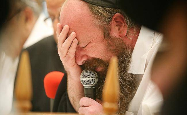 הרב יעקב עדס (צילום: מאיר אלפסי, כיכר השבת)