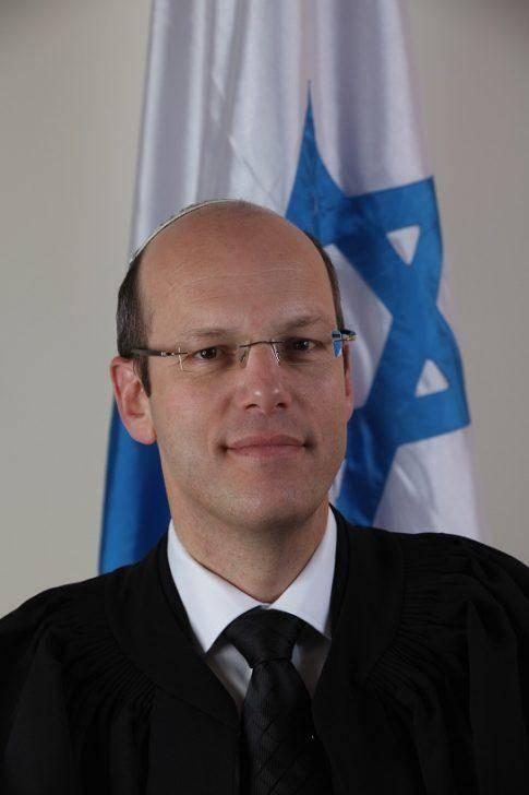 השופט רם וינוגרד (אתר בית המשפט)