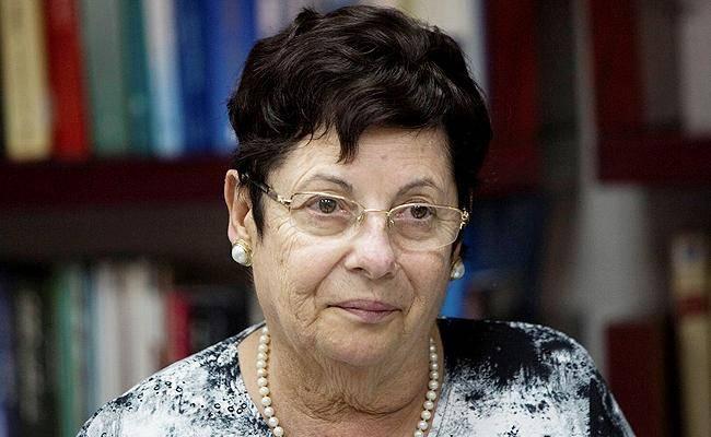 השופטת מרים נאור (צילום: יונתן זינדל, פלאש 90)