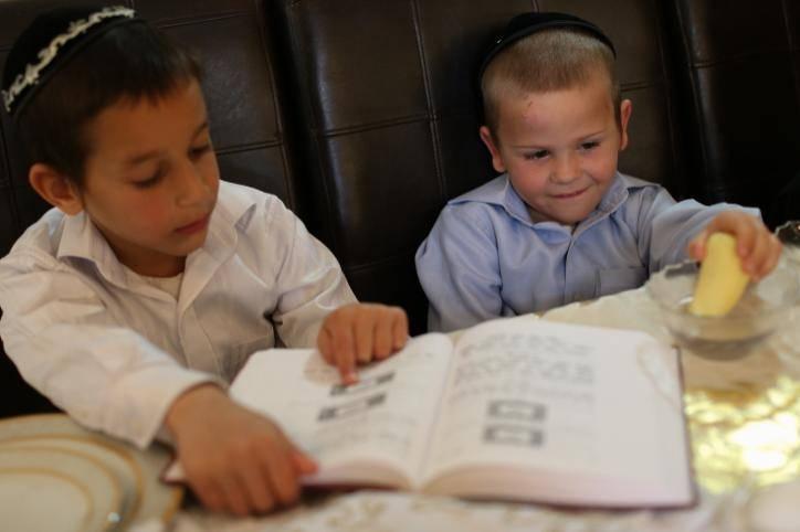 הגמילה חשובה להתפתחות הילד ומימוש כשרונותיו. אילוסטרציה. צילום:  Nati Shohat/Flash90
