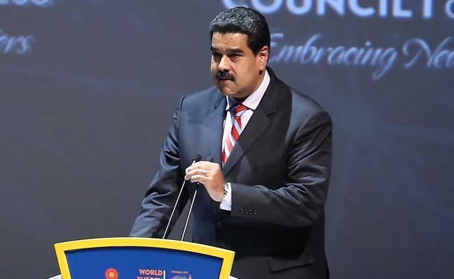 ניקולס מדורו, הנשיא הנוכחי של ונצואלה. סובל מניסיונות הפיכה (צילום: shutterstock)