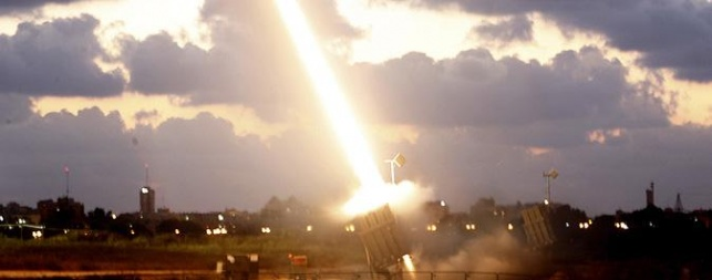 לפני הפסקת אש: רקטות לבאר שבע