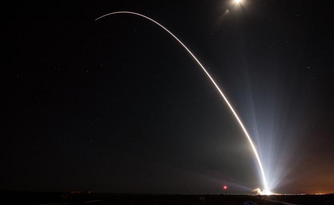 טילים אמריקניים, ארכיון (Courtesy photo/United Launch Alliance)