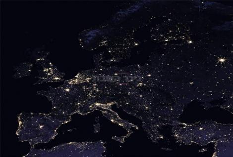 אירופה מוארת