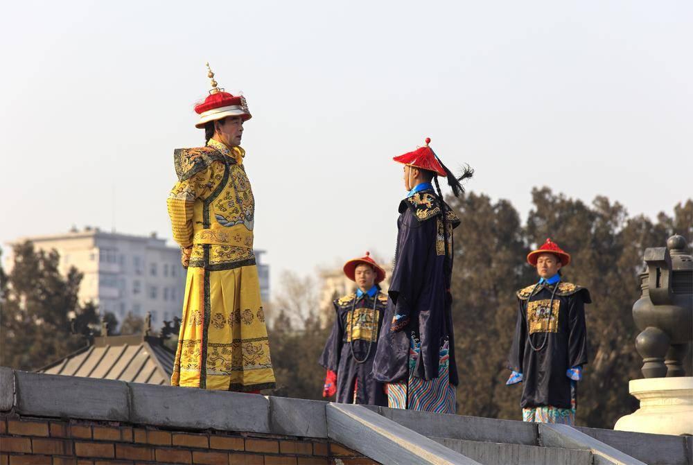הקיסר הסיני שחפץ בשלגון. אילוסטרציה. צילום: שאטרסטוק.