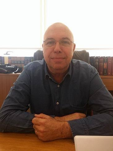 עו''ד יגאל קלדרון. באדיבות המצלם