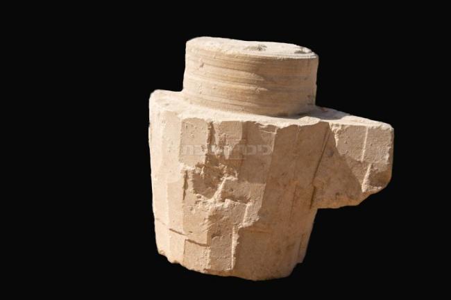 הכלים העתיקים (צילום:שמואל מגל, באדיבות רשות העתיקות)