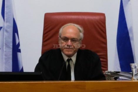 השופט ניל הנדל (צילום: חיים גולדברג, כיכר השבת)
