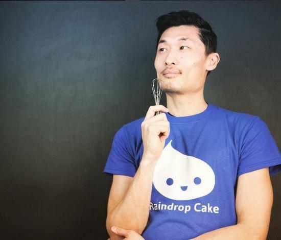 ממציא עוגת טיפת הגשם, דארן וואנג (מתוך אינסטרגם)