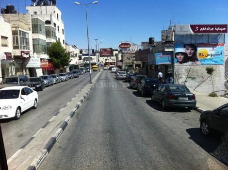 רחובות רמאללה