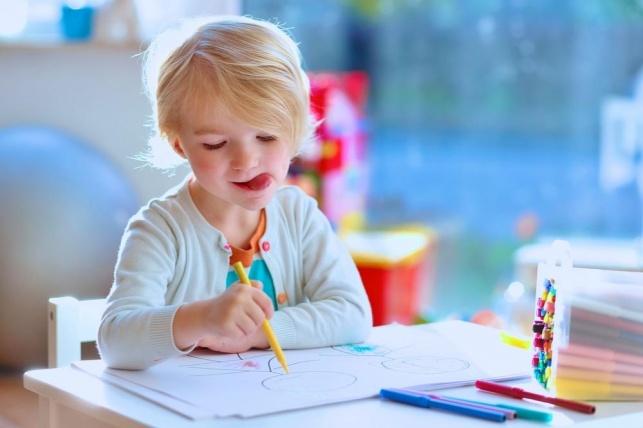 מקום ראשון: יצירות המופת של הילדים