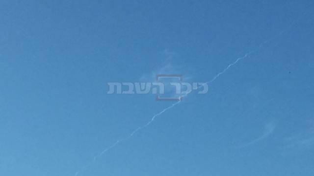הניסוי הבוקר (צילום: יואב ליבוביץ - ynet)