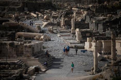הפארק הארכאולוגי בבית שאן