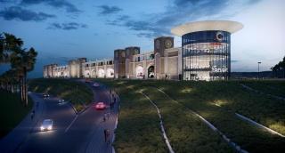 מישור אדומים תהפוך למרכז העסקים של ישראל עם פתיחת 'דיזיין סיטי'