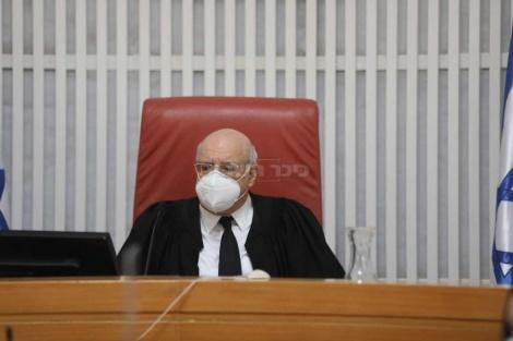 השופט מלצר