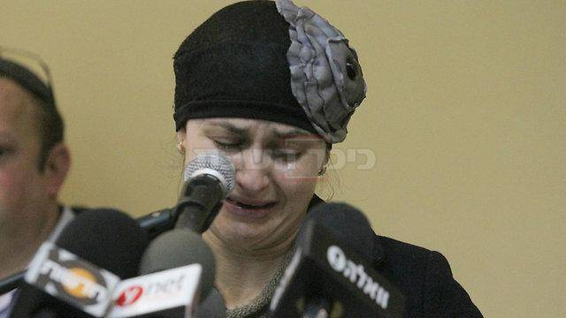 האמא אדווה (צילום: עידו ארז - YNET) (עידו ארז - YNET, המועצה האזורית שומרון)