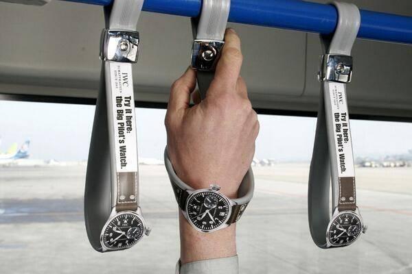 פרסומת לשעונים