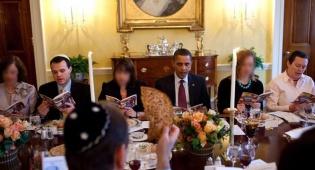"""""""שפוך חמתך על הגויים"""", קרא אובמה"""