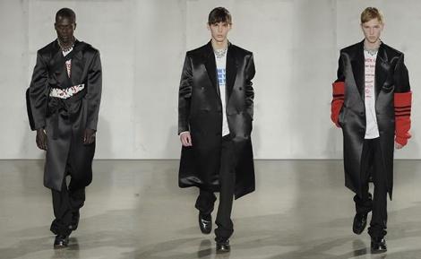 לא, אלו לא הדוגמנים של 'דסקל' - תצוגת אופנה של מעצב העל: קאפטען חסידי