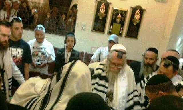 (צילום בלעדי: זלמן חצקלוביץ, כיכר השבת)