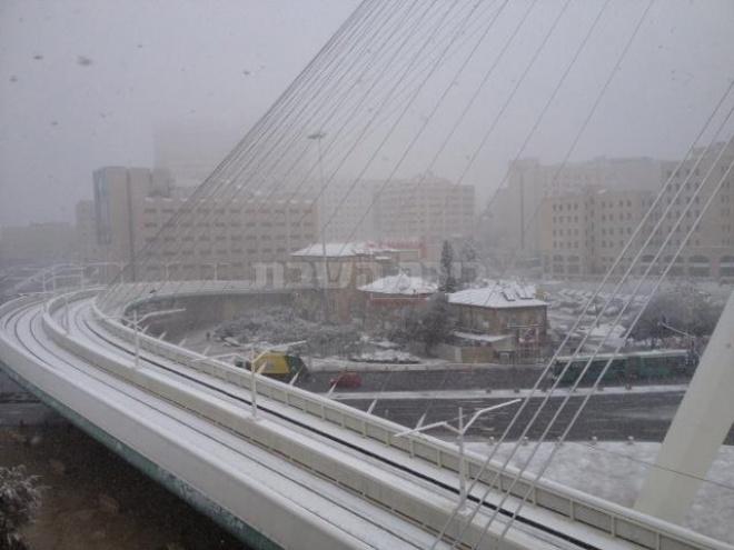 גשר המיתרים. (צילום: אריה ק)
