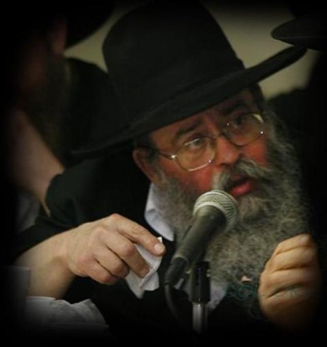 """הרב יקותיאל מנחם (קותי) ראפ ע""""ה"""