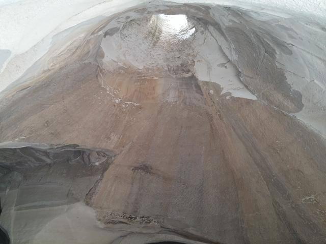 ארץ אלף המערות. בית גוברין. צילום: דניאלה תורג'מן