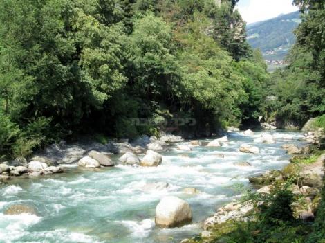 מראנו, נהר פסיריו