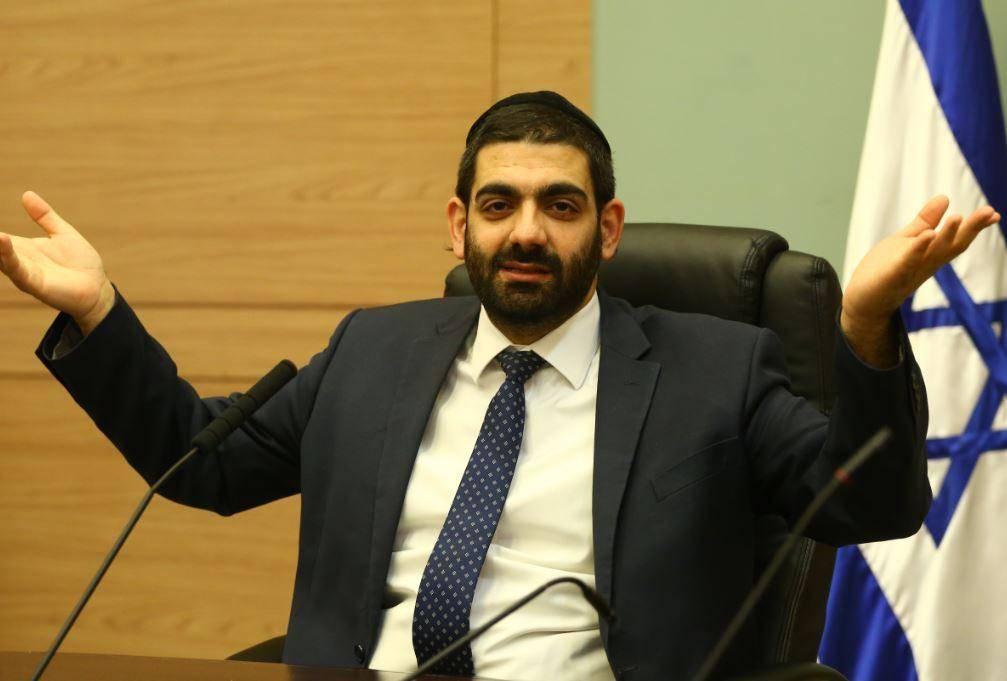 ח''כ מיכאל מלכיאלי