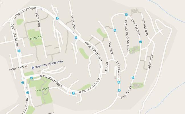 שכונת נווה יעקב (גוגל מפות)