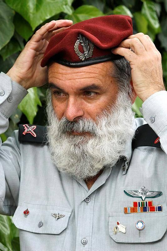 הרב הצבאי לשעבר אביחי רונצקי (צילום: נתי שוחט, פלאש 90)