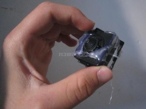 המצלמות הנסתרות