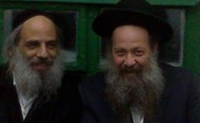 שולי רנד ואברהם אבוטבול ז''ל (ארכיון)