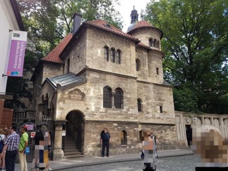 הכניסה לבית העלמין היהודי העתיק