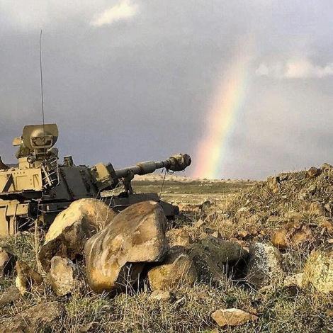 """חיל שיריון (צילום: דובר צה""""ל)"""