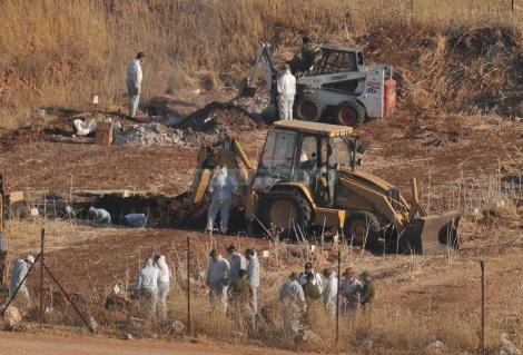 בית קברות לחללי אויב (צילום: חאמד אלמקט, פלאש 90)