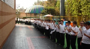 """גאב""""ד חניכי הישיבות ערך ביקור במקסיקו"""
