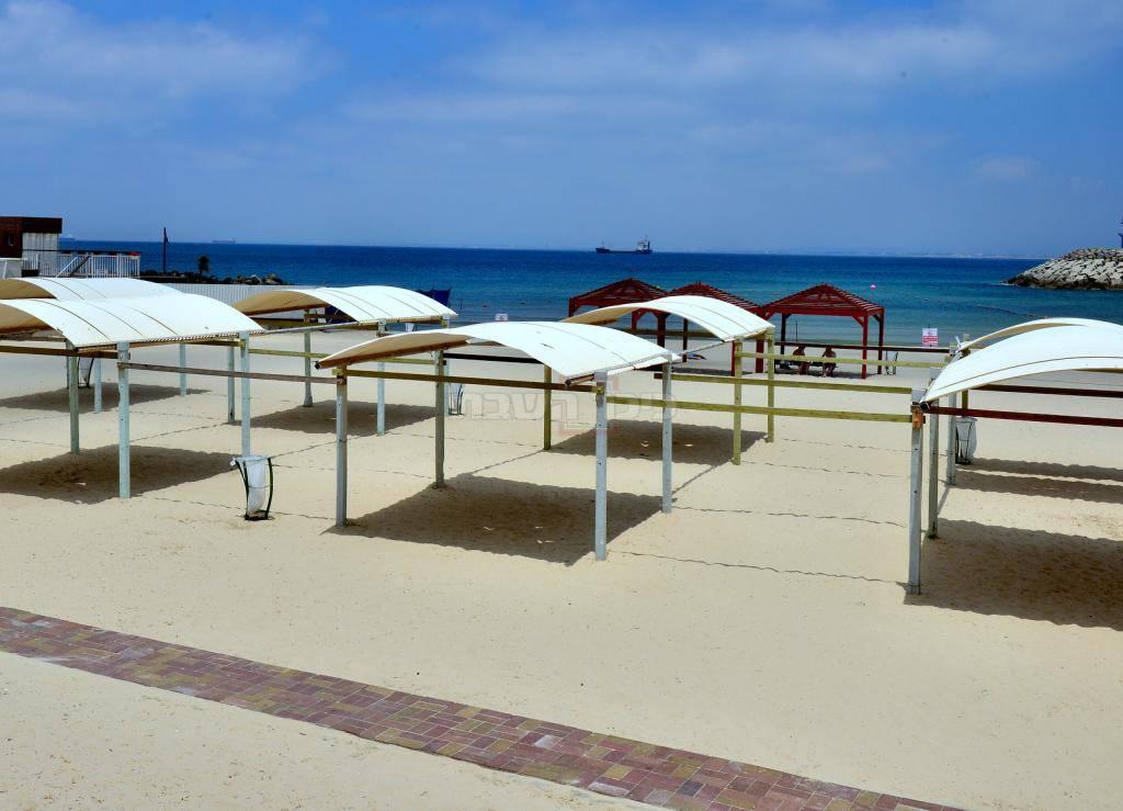 החוף הנפרד