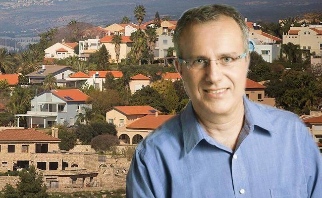 זיו דשא על רקע זכרון יעקב (צילום: מתוך הקמפיין וליאור מזרחי, פלאש 90)